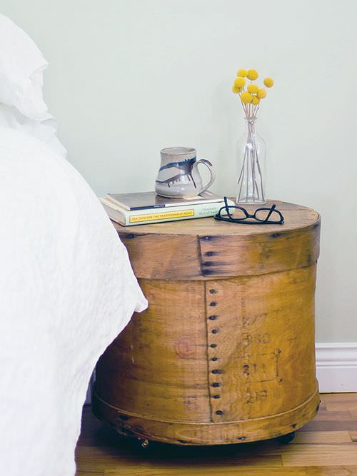 Farmhouse Night Stand Decor Bedside Tables