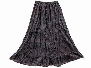 Forever Favorite Full Flared Skirt Black