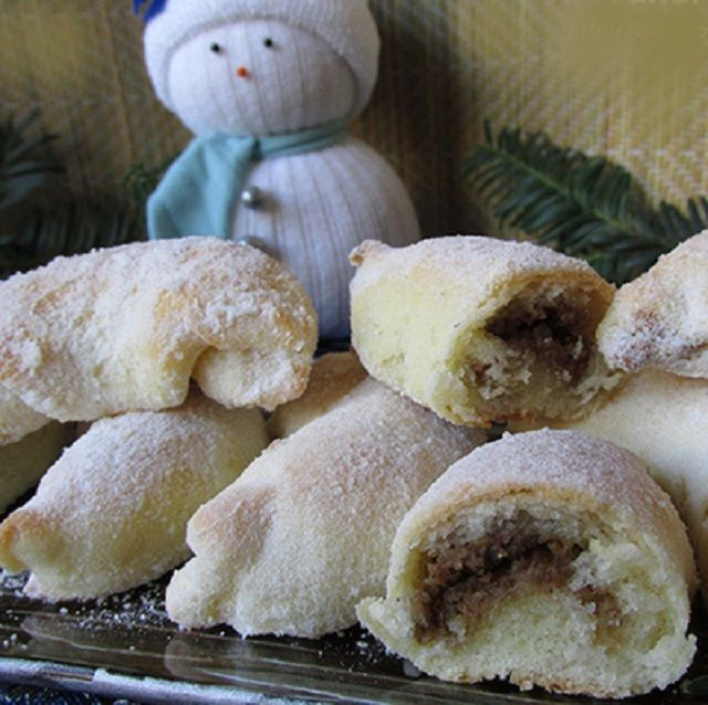 Diós hókifli! Rakd el az ünnepekre a receptjét! - www.kiskegyed.hu ***
