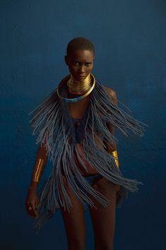 Clam Magazine #28 Muse: Mahany Pery Photography: Adriano Damas #fringe #photography