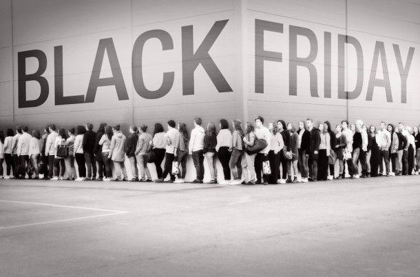Black Friday- 5 best stores for bargains