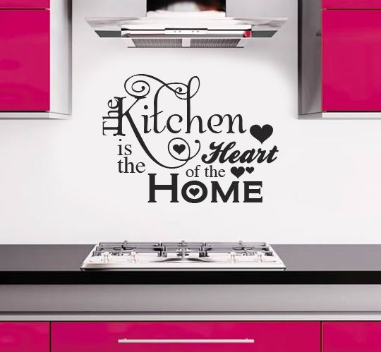 17 Best Images About Kitchen Decals On Pinterest