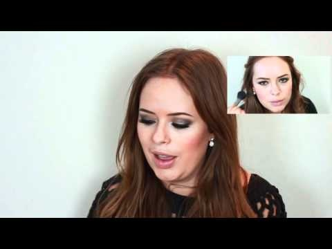 This girl is amazing! She does make up Tutorials and she's a british make up sales women in the UK. This is her website http://www.tanyaburr.co.uk/