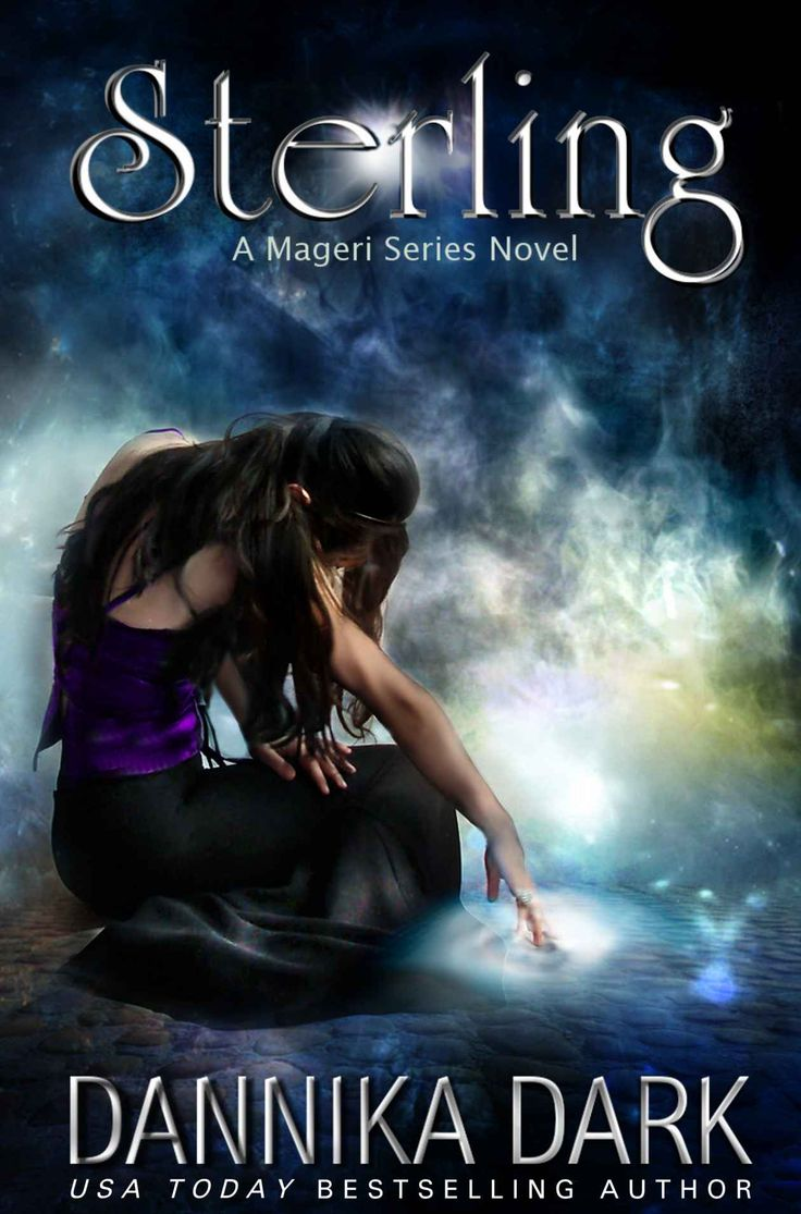 Sterling (mageri Series Book 1)  Kindle Edition By Dannika Dark  Paranormal Romance