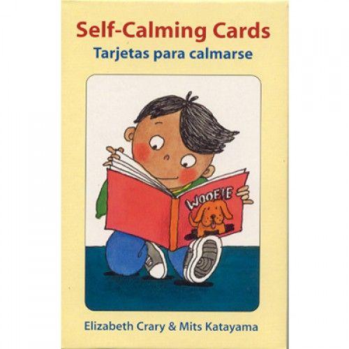 Self Calming Cards (Sakinleştirici Görev Kartları)