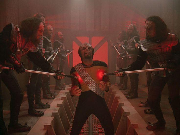 """Speaking """"Star Trek"""": Meet the Man Who Made Up the Klingon Language"""