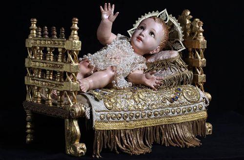 Niño Dios, Casaluna, Perú.