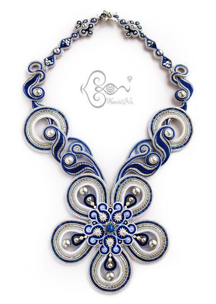 ※ ネックレスに関する全ブログ記事はこちら → ここをクリック           ■  Cupid  ■    - Fashion Colorworks 201 6  -   Best in Contest Runner-Up  Finished Jewelry Cate...