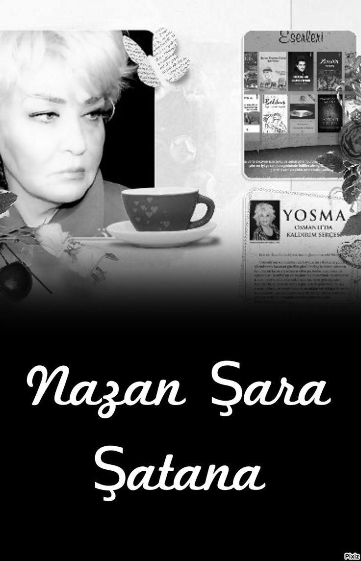 Nazan Şara Şatana tarihi romanlar yazdı, Topkapı'yı, Ayasofya'yı yazdı. Padişahlardan onların eşlerinden yeniçerilerden onların hayatlarından söz etti kitaplarında ama ilk defa Osmanlı döneminde bir randevuevini yazdı. Üstelik aksiyon ve polisiye tadında. YOSMA- OSMANLI'DA KALDIRIM SERÇESİ