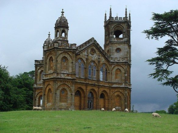 Landmark Trust - The Gothic Temple
