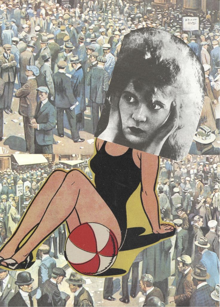 Hannah Hoch Anti war artist, early 20th century. Searching for an identity?