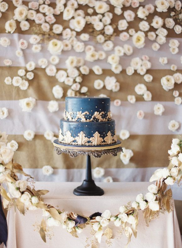 navy blue and gold wedding cake ideas 40 best images about navy blue weddings on 17749