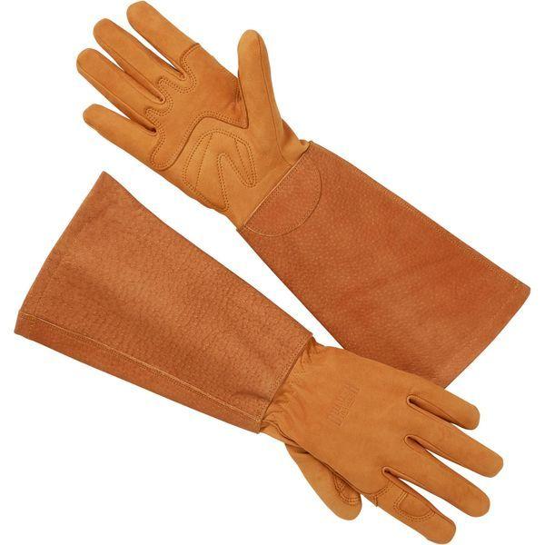 Women S Gardening Gauntlet Gloves