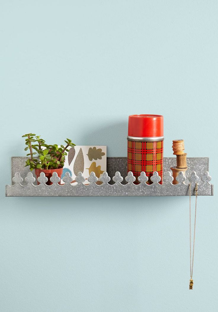 18 Best Images About Wall Metal Shelf On Pinterest
