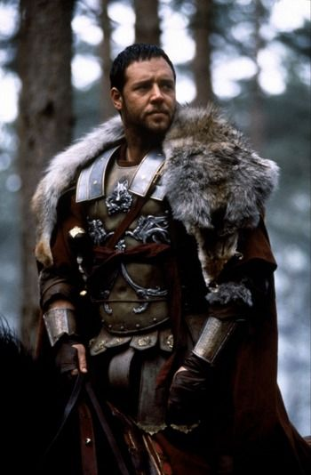 "Russell Crowe in ""Gladiator""  (2000)  Best Actor Oscar 2000"