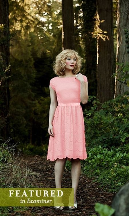 Shabby Apple Golden Afternoon Dress