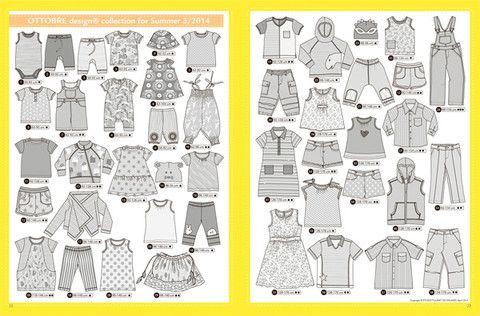 Ottobre Design Summer 3/2104 | Crafty Mamas Fabrics |