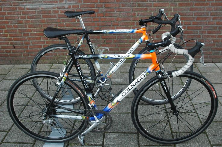 Colnago Rabobank Lux Dreams, Roadie and CX