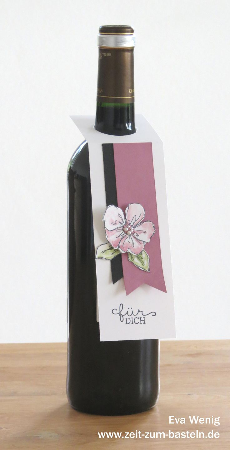 67 besten Flaschenanhänger Bilder auf Pinterest | Geschenke ...