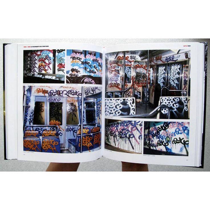 A Paris Apartment And A Paris Graphic: AZYLE - TAGS GRAFFITI A PARIS