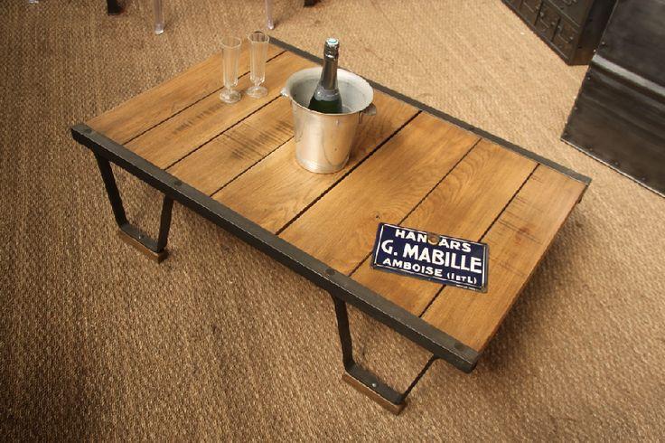 les 25 meilleures id es de la cat gorie table basse palette sur pinterest. Black Bedroom Furniture Sets. Home Design Ideas