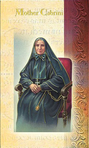 Biography Of Mother Cabrini by Hirten | Catholic Shopping .com