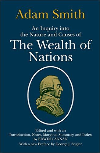 Image result for adam smith the wealth of nations