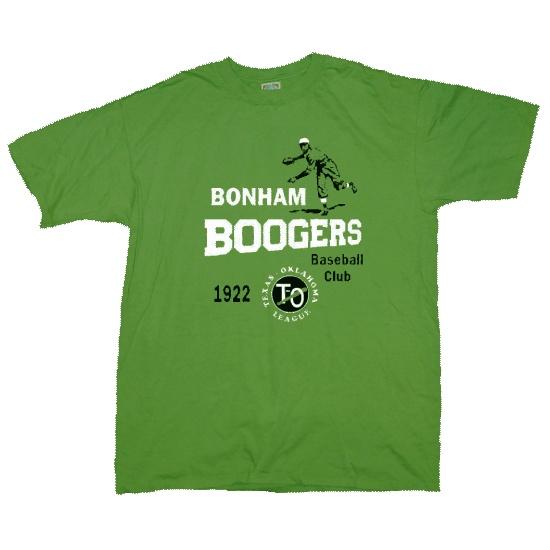 Bonham Boogers 1922 T Shirt