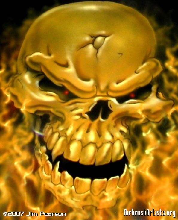 67 best skulls n flames images on pinterest skulls skull art and skull. Black Bedroom Furniture Sets. Home Design Ideas