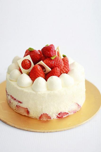 Strawberry Shortcake by bossacafez, via Flickr