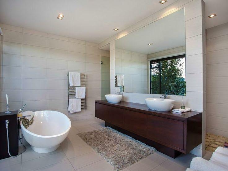 Contemporary Home in New Zealand Modern bathrom design