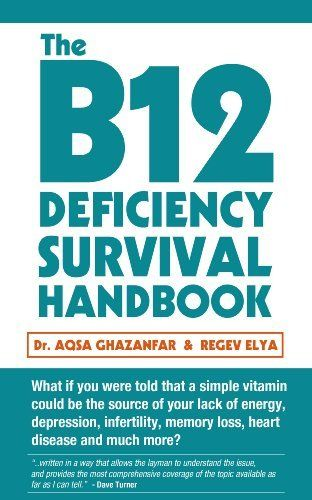 78 best vitamin b12 deficiency every chronic patient a b12d3 the deficiency survival handbook fix your vitamin deficiency before any permanent nerve and brain damage pdf books library land fandeluxe Gallery