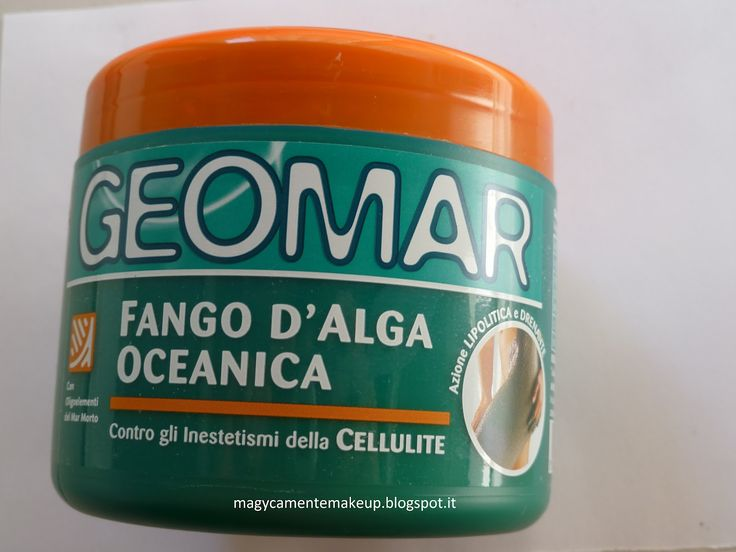 geomar - fango d'alga oceanica