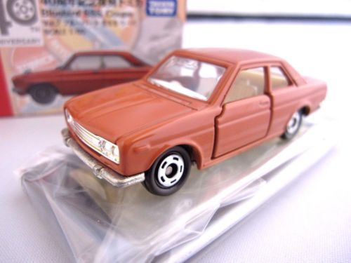 40th-TOMICA-TOMY-LIMITED-TL-Vol-2-Nissan-Bluebird-SSS-Coupe-TOMY-DIECAST-CAR-F-S