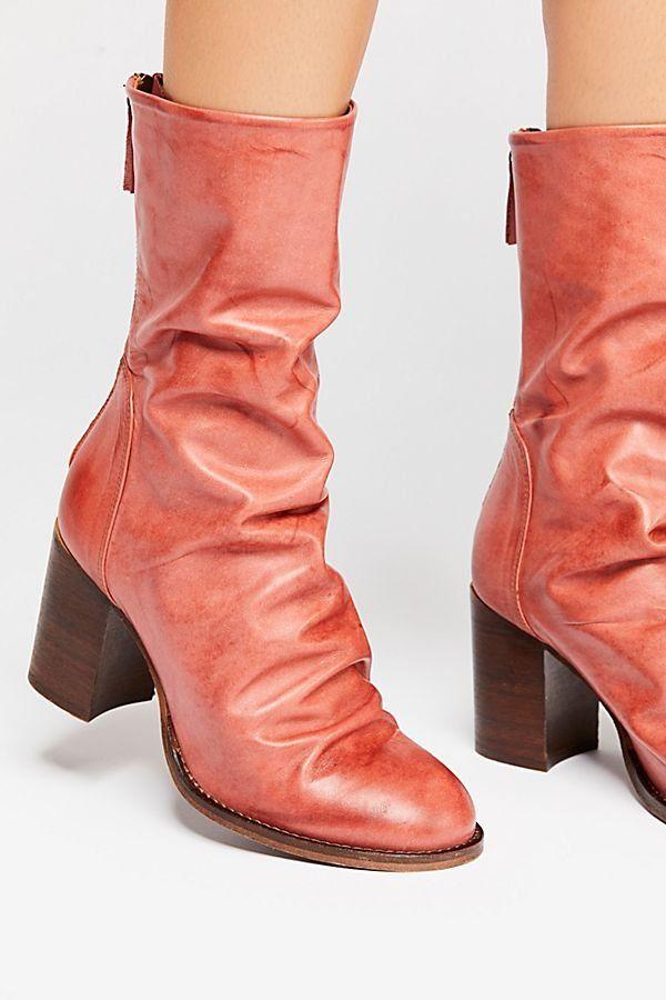 d76886c26d8 Elle Block Heel Boot | Shoes | Block heel boots, Boots, Block heels