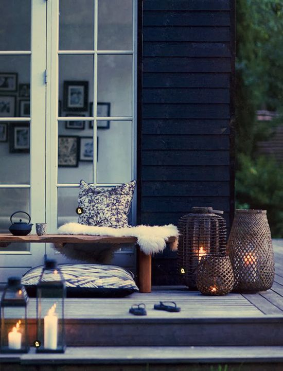 Buitenruimte winterklaar! | Wooninspiratie