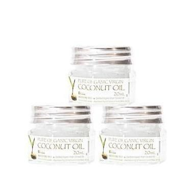 Virgin Coconut Oil 20ml Jar | Coconut Magic - Discover the many benefits of Coconut Oil