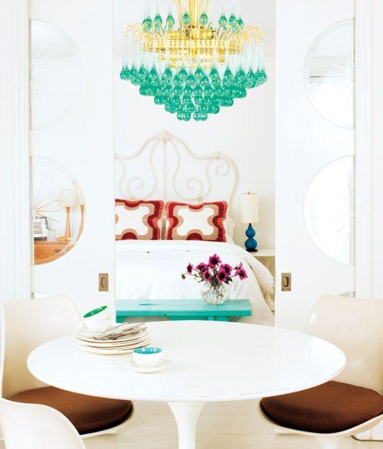 wild!: Mid Century Modern, Pop Art, Tulip Tables, Art Style, Apartment Design, Art Design, Eero Saarinen, Apartment Ideas, Pockets Doors
