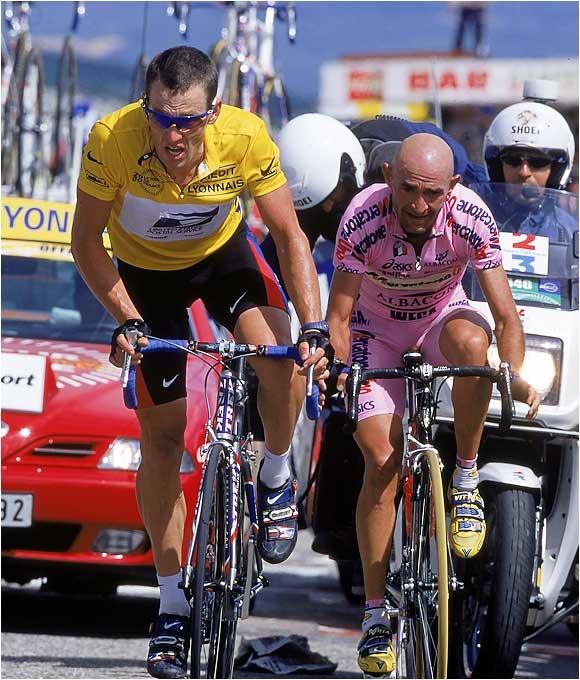 TdF 2000_Lance Armstrong_Marco Pantani_Mont-Ventoux (Google.ca)