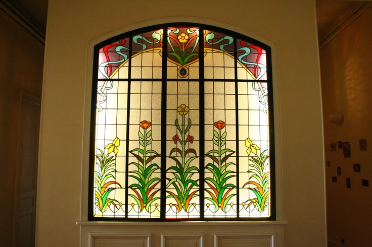 11 best stained glass decoration images on pinterest stained glass panels stained glass. Black Bedroom Furniture Sets. Home Design Ideas