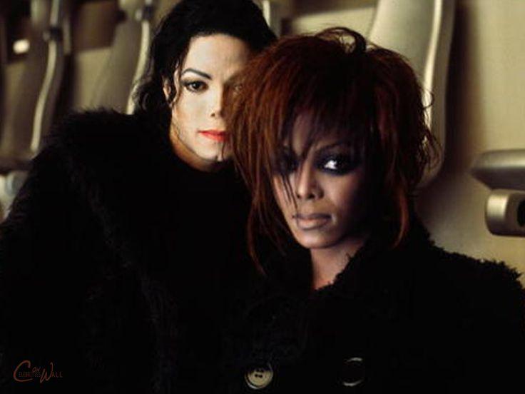 MJ And Janet Scream