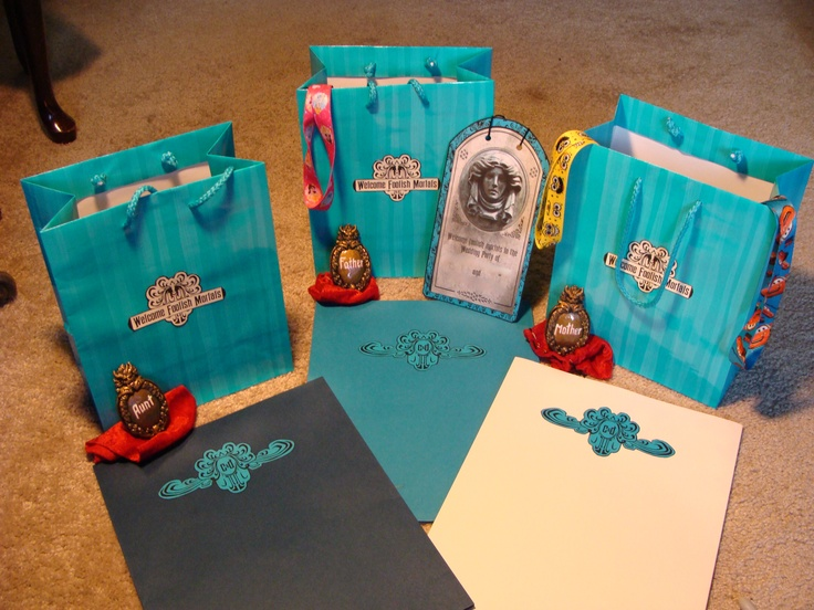 Personalized Disney Wedding Gifts: 61 Best Images About Haunted Mansion Wedding On Pinterest