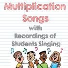 Multiplication Songs with recording...great notebook file! These skip counting songs help students learn skip counting for multiplication to popular tunes. This notebook file contains review for the zero an...