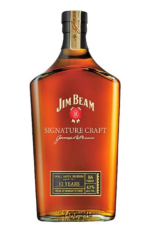 Jim Beam Signature Craft buy online in Whisky online Shop - ...