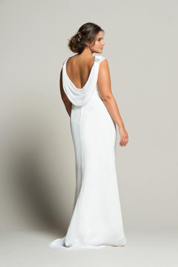 1000 images about robe de mari e dos nu backless wedding dress on pinterest bridal