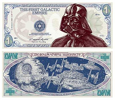 First Galactic Empire Money - Mark Brooks