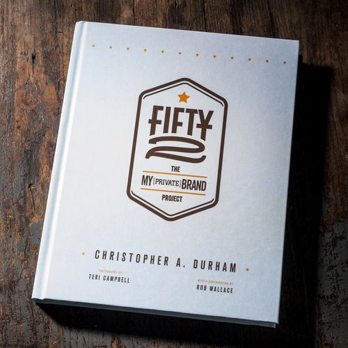 The Private Brand Revolution Revealed: Fifty2, The My Private Brand Project via @The Dieline