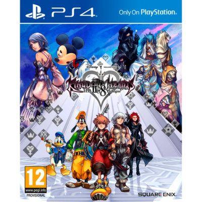 Kingdom Hearts 2.8 (PS4)