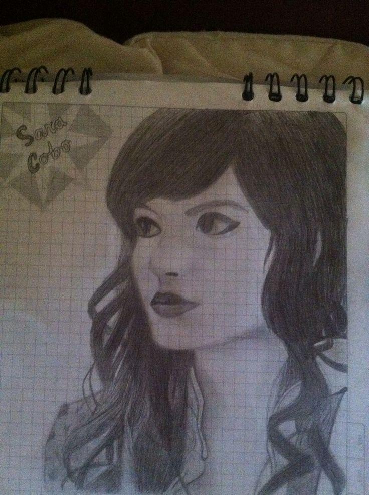 Sara Cobo.  By: Claudia Vallejo
