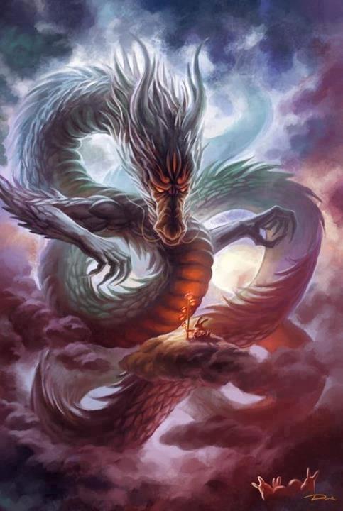 storm dragon